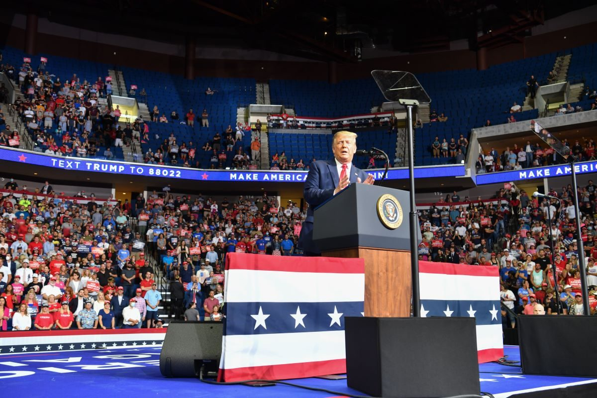 Did Trump's Tulsa Rally Result in 100% Positive COVID-19 Test Rates in Oklahoma? - snopes