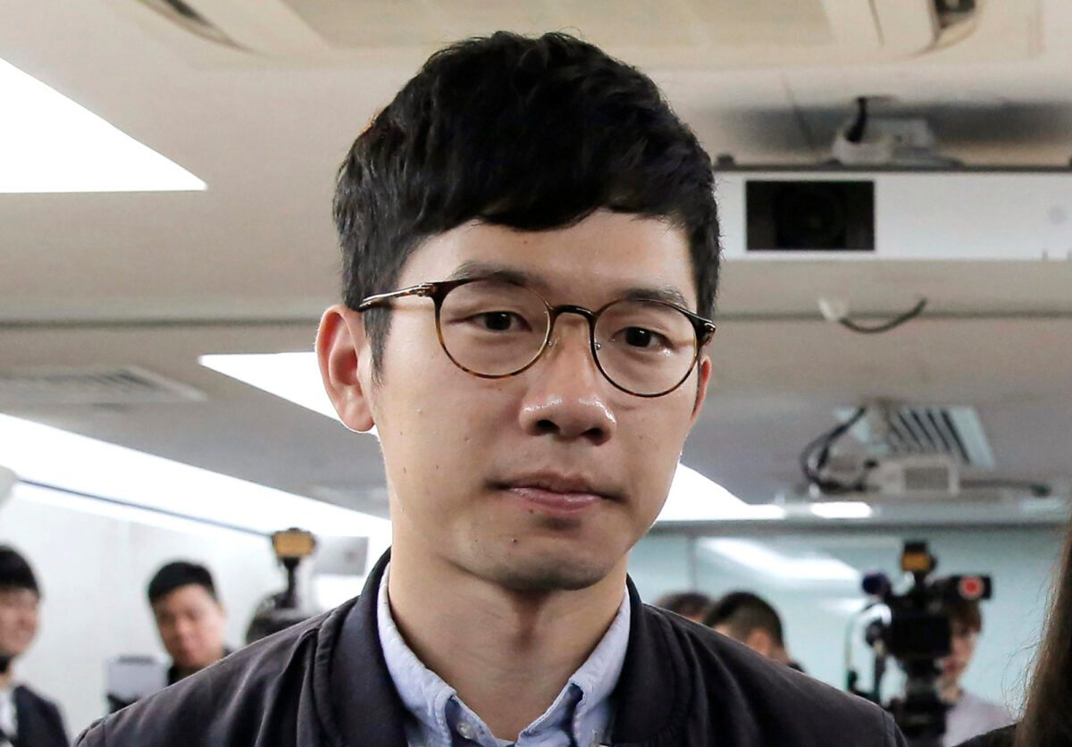 Activist Leaves Hong Kong After New Law to Advocate Abroad