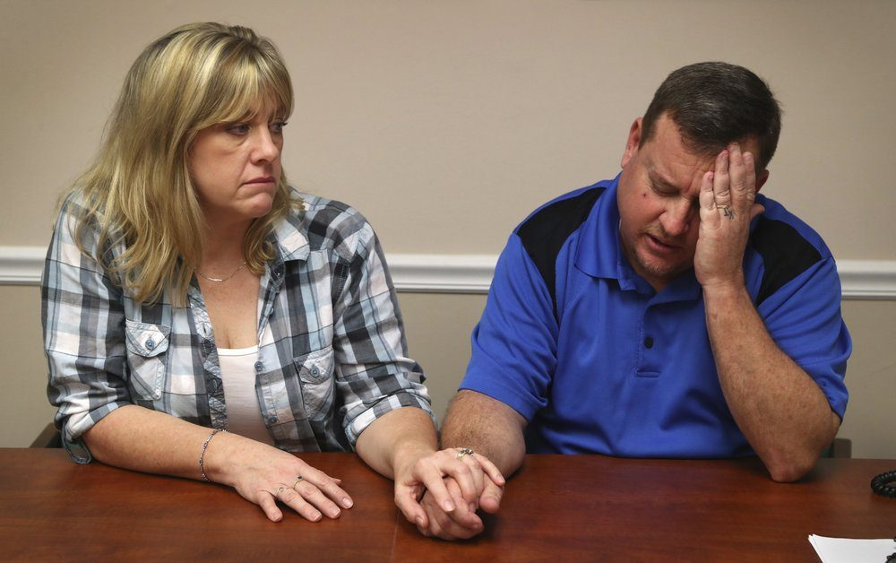 Couple Apologizes for Sheltering Accused School Shooter