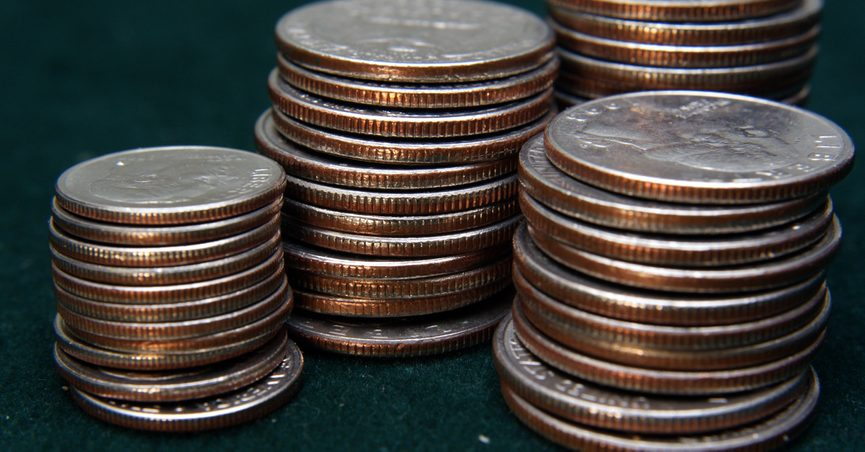 The COVID-19 pandemic was blamed for removing coins from circulation, as well as slowing production by the U.S. Mint.