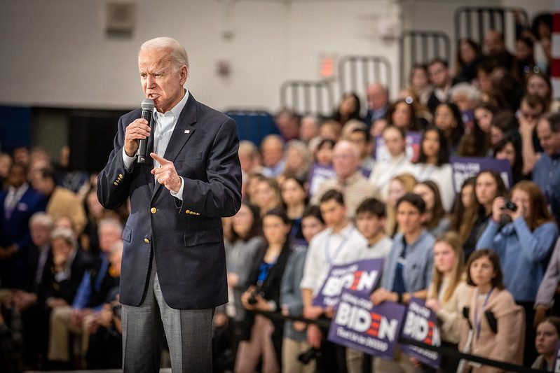 Did Biden Staffers Contribute to a Protester-Bailout Fund? - snopes