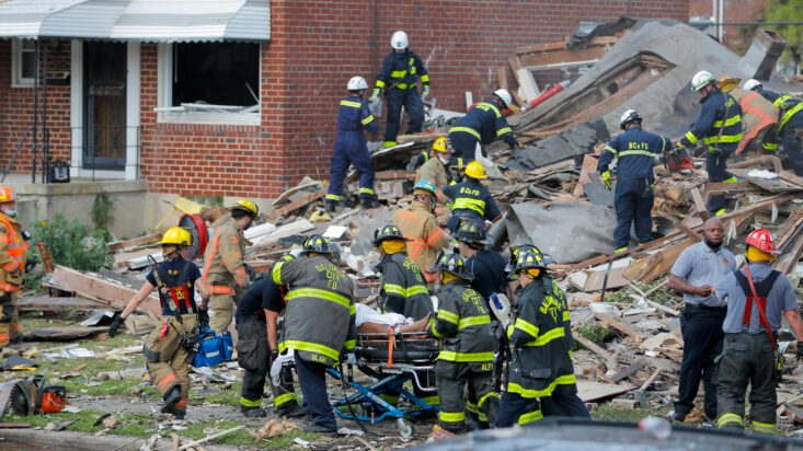Death Toll Rises to 2 People from Baltimore Gas Explosion - snopes