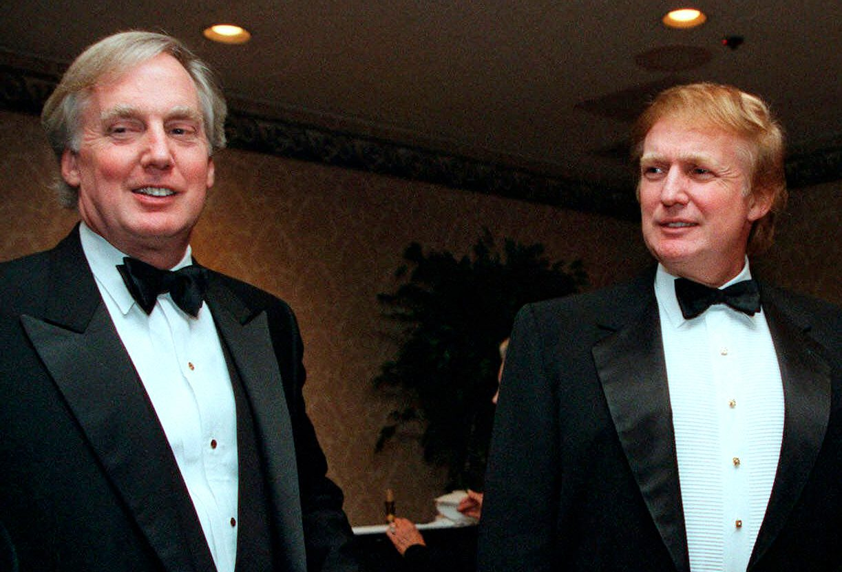 Robert Trump, the President's Younger Brother, Dead at 71