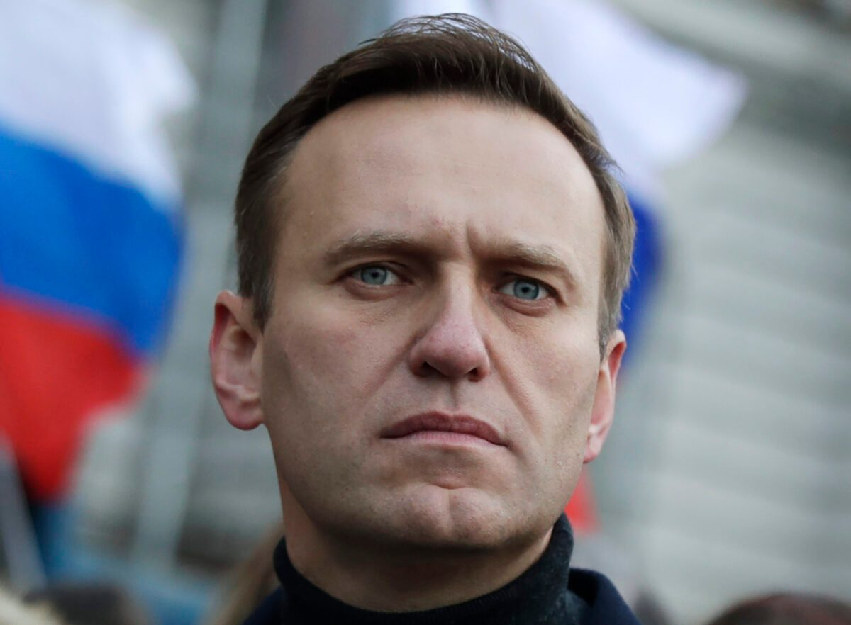 Russia's Navalny in Coma in ICU After Alleged Poisoning