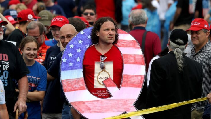 Qurious About QAnon? Get the Facts About This Dangerous Conspiracy Theory