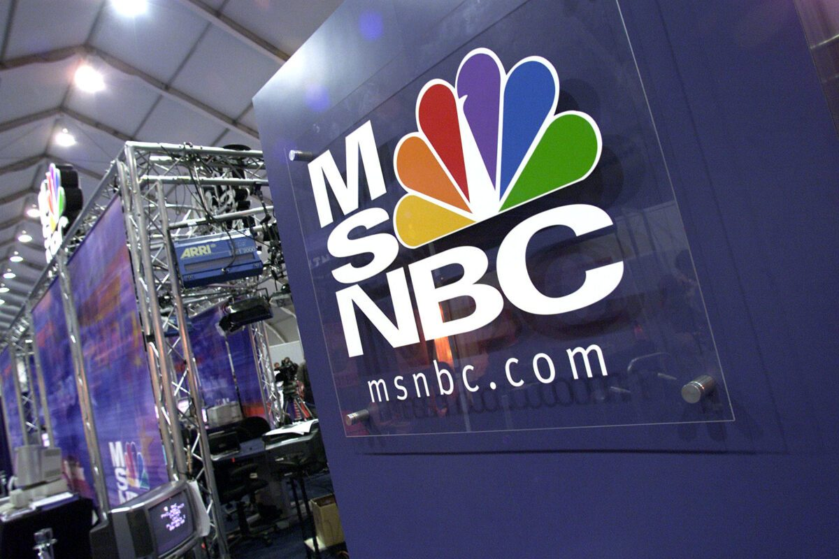 Did an MSNBC Producer Quit Because the Network Is a 'Cancer,' Stoking 'National Division'? - snopes