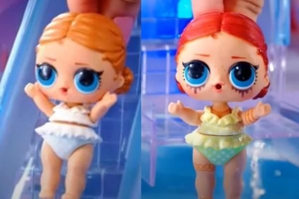 Does Putting L O L Surprise Dolls In Water Reveal Lingerie