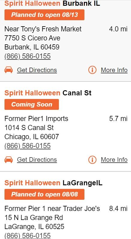 Burbank Il Halloween 2020 Did Spirit Halloween Say It Would Not Open Stores in 2020?