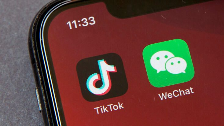 US Bans WeChat, TikTok Citing National Security - snopes