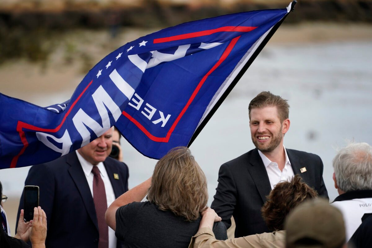Judge: Eric Trump Must Testify in NY Probe Before Election - snopes