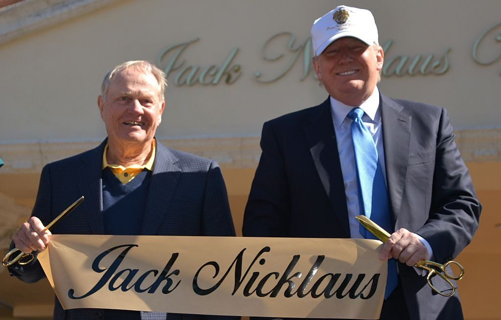 Did Golfer Jack Nicklaus Endorse Trump?