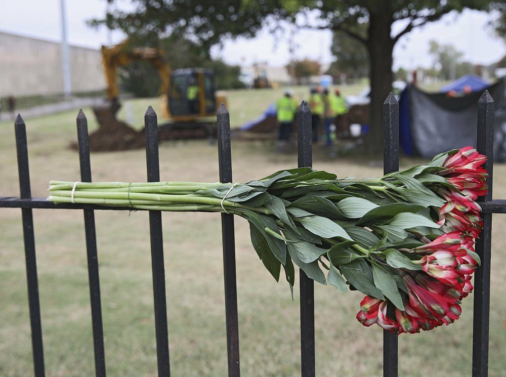 Remains Found in Search for 1921 Tulsa Race Massacre Victims - snopes