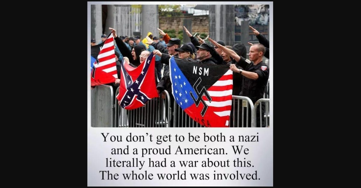 Are These Nazi/American Flags Real?