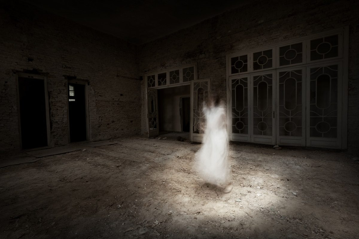 'I See Dead People': Why So Many of Us Believe in Ghosts