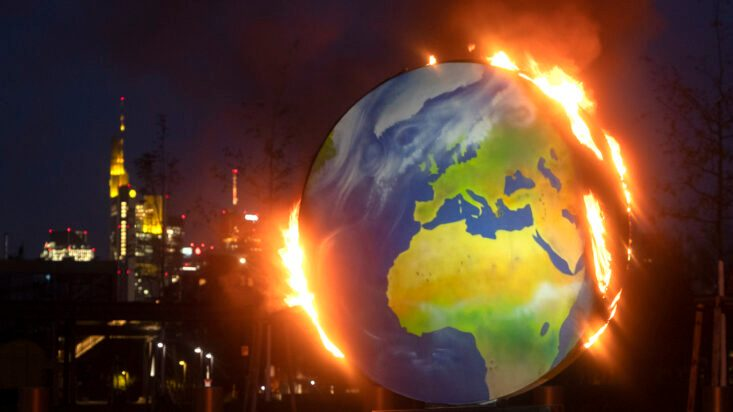 US Formally Exits Paris Pact Aiming to Curb Climate Change