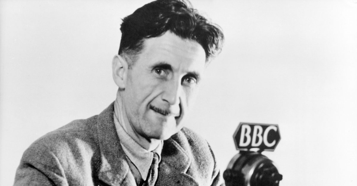 What George Orwell Said About Why He Writes - snopes