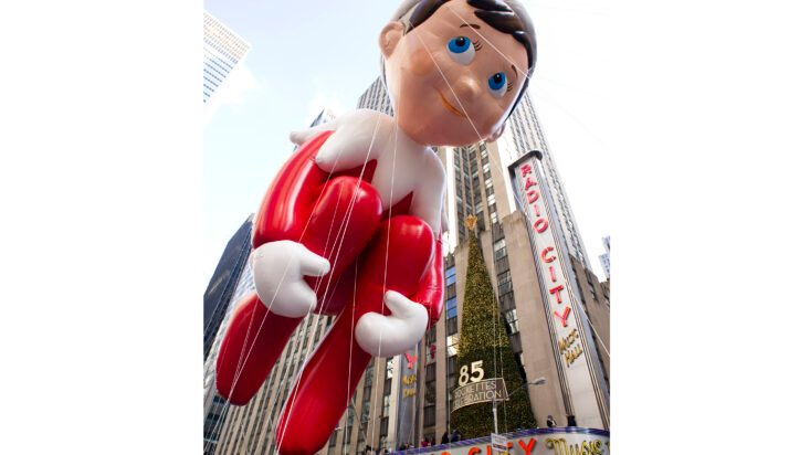 Macy's Thanksgiving Day Parade to March on Despite Pandemic - snopes