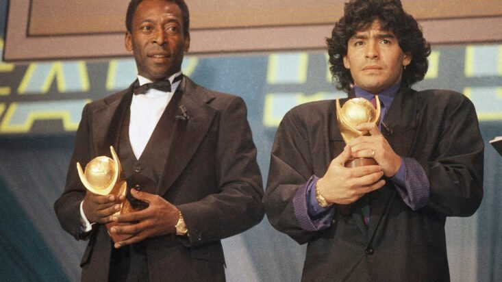 Argentine Soccer Great Diego Maradona Dies at 60 - snopes
