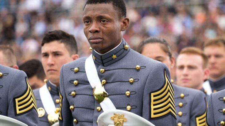 Is the Story Behind Alix Idrache West Point Photograph Genuine? - snopes
