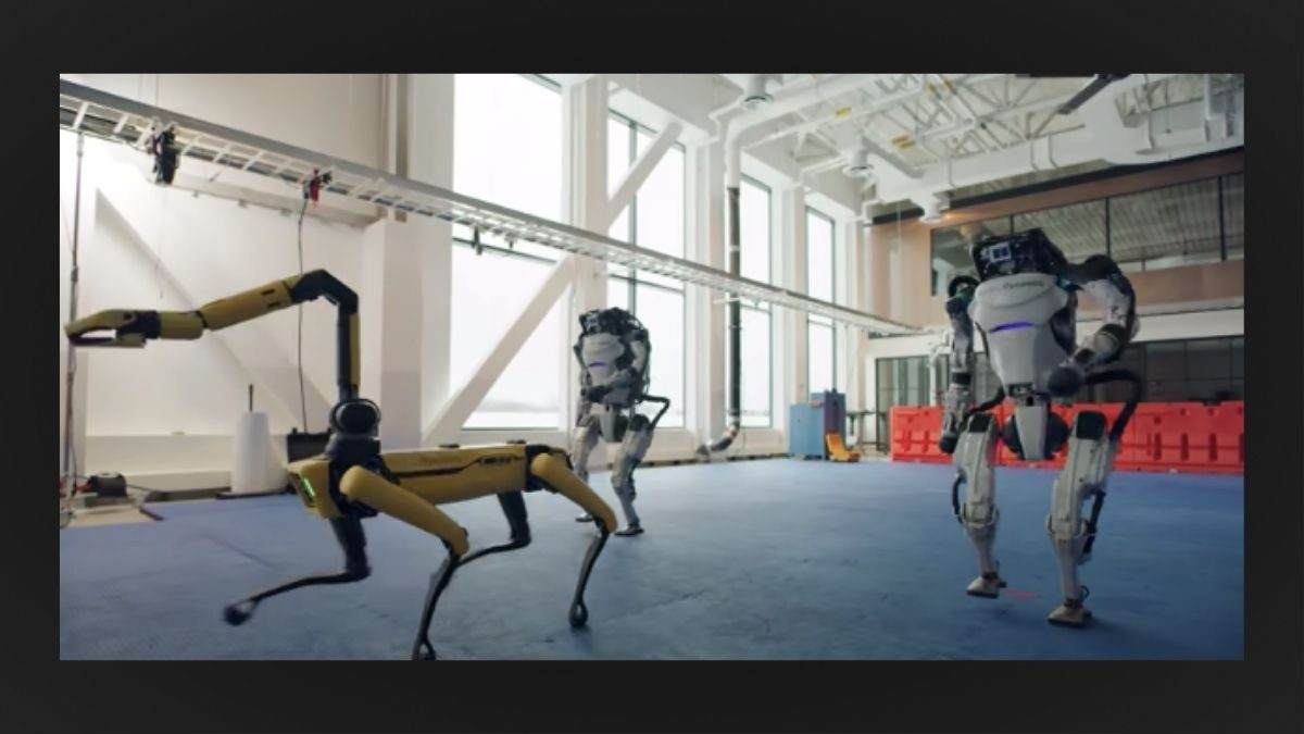 Are These Real Dancing Robots?