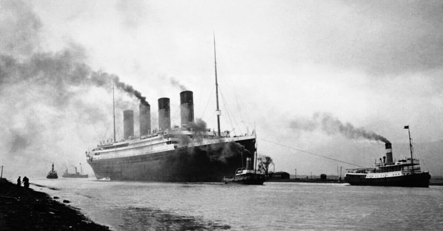 A TikTok video featured a story about the Titanic and Elizabeth Lindsey Lines and Captain Edward J Smith and J Bruce Ismay.