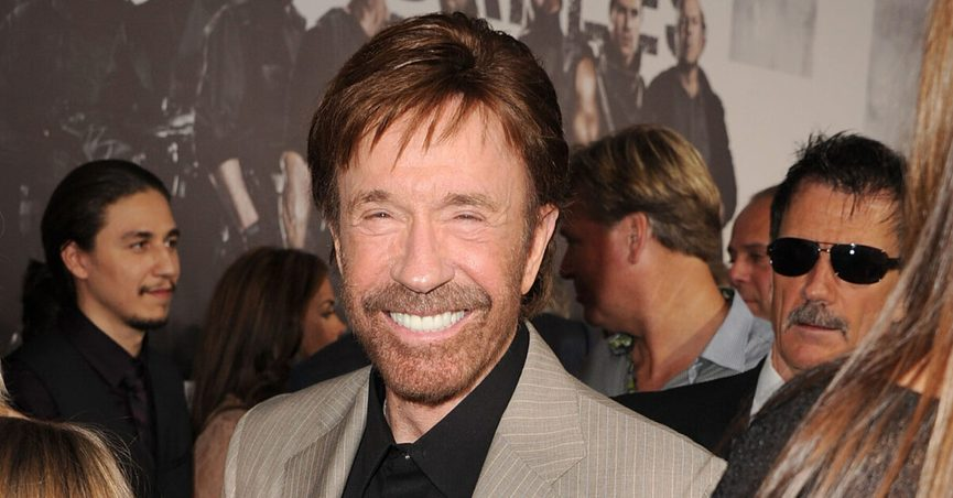 chuck norris net worth left his family in tears