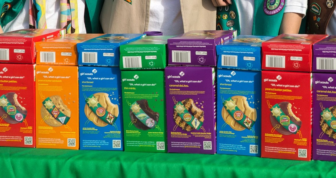 Girl Scouts Call on Cookie Bakers to Address Child Labor