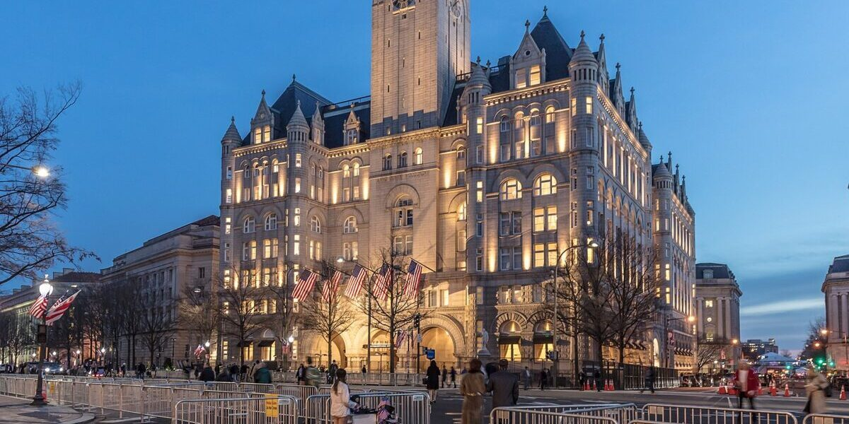 RUMOR ALERT: Did Trump Give National Guard Permission To Stay in Trump International Hotel? - snopes