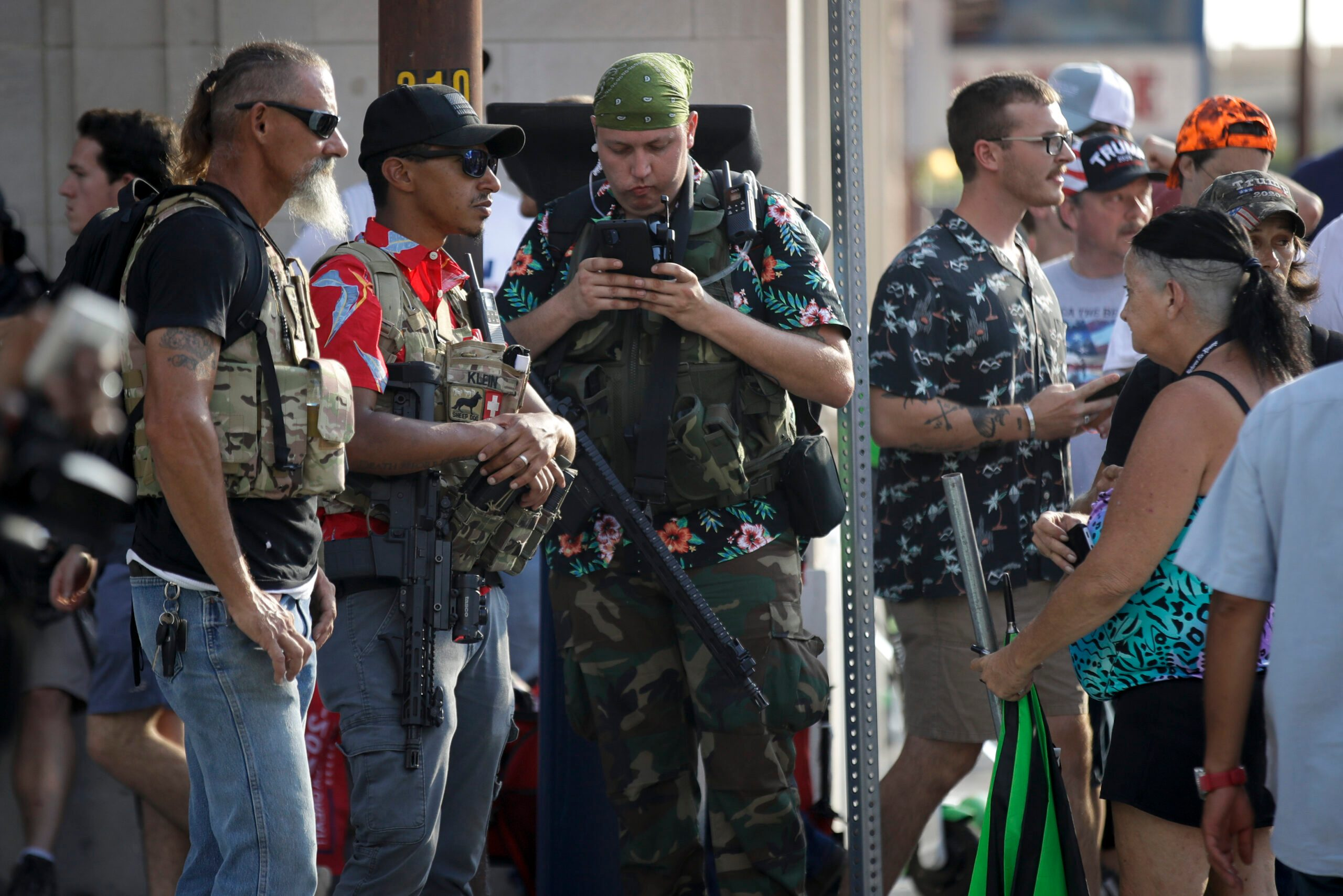 Aloha Shirts on 'Boogaloos' Link Symbol of Peace to Violence - snopes