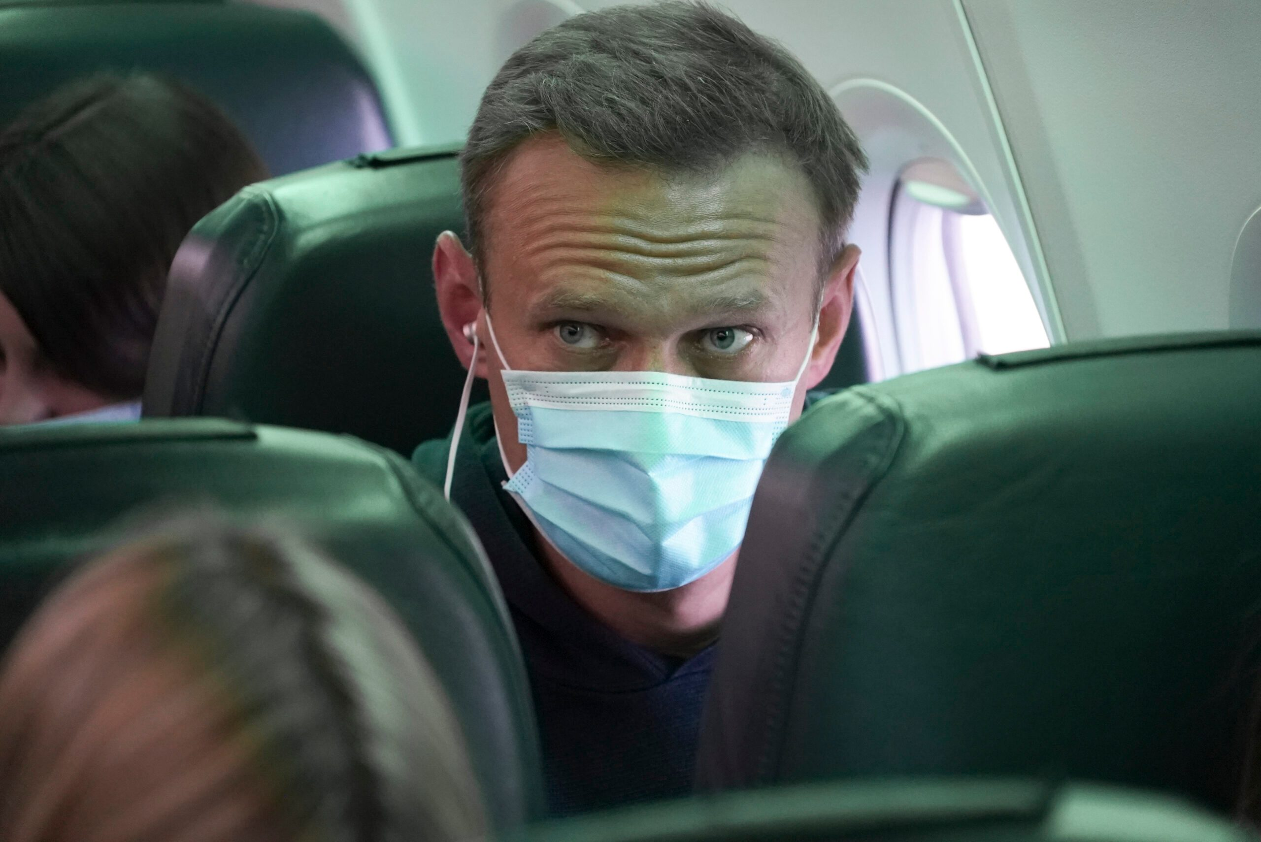 Kremlin Critic Navalny Detained After Landing in Moscow - snopes
