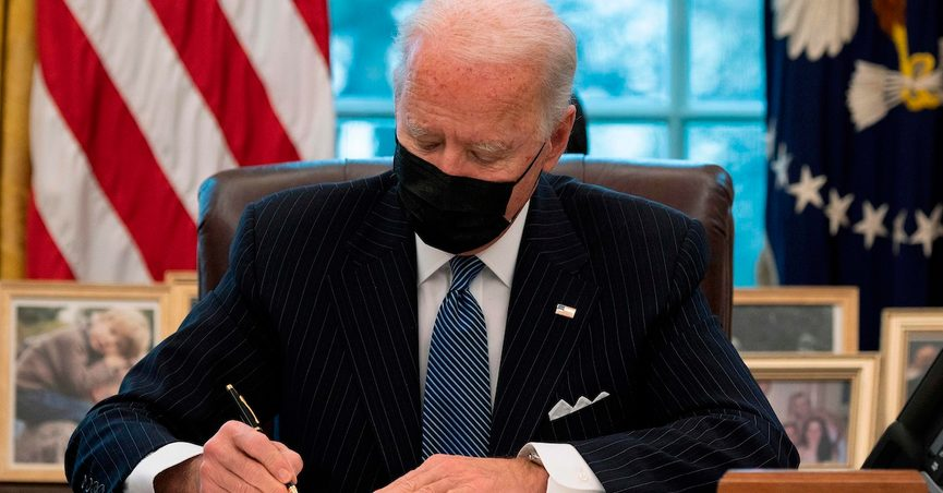 In his first week on the job, President Joe Biden issued more than a dozen executive orders.
