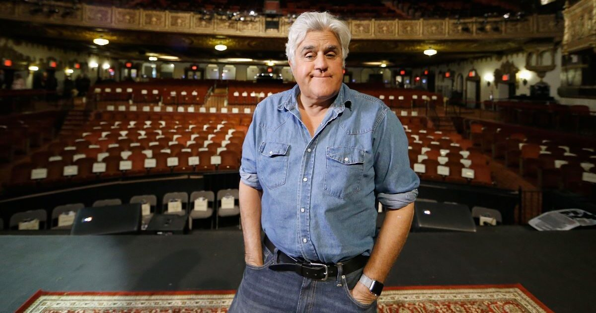 Did Jay Leno Marry a 'Gorgeous Husband'? - snopes