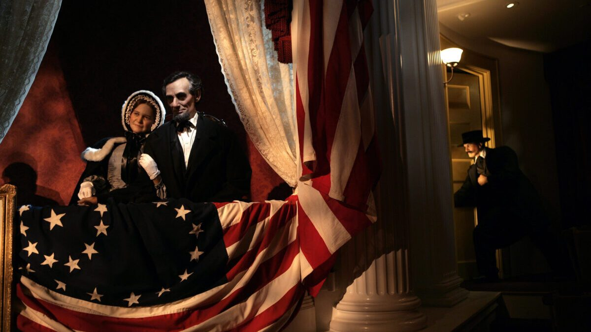 lincoln lincoln's lincolns last words final jerusalem holy land mary todd