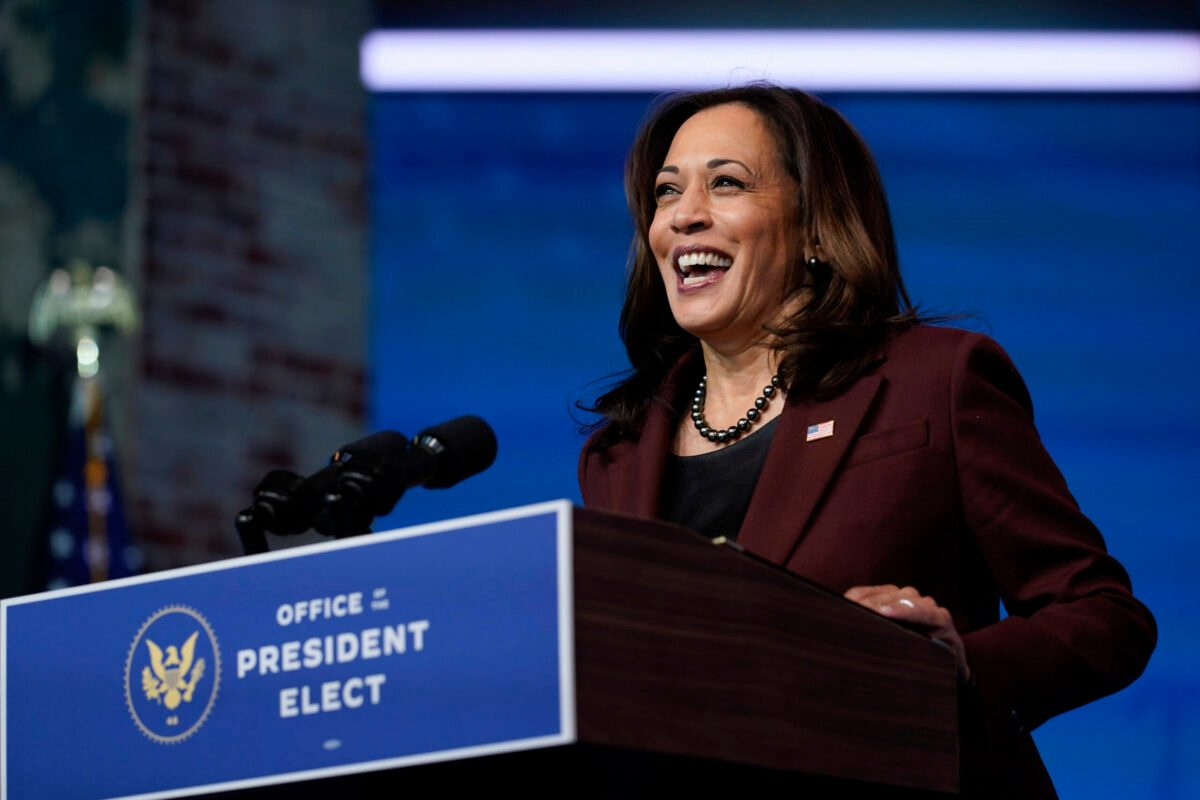 Vice President-Elect Harris to Resign Her Senate Seat Monday - snopes