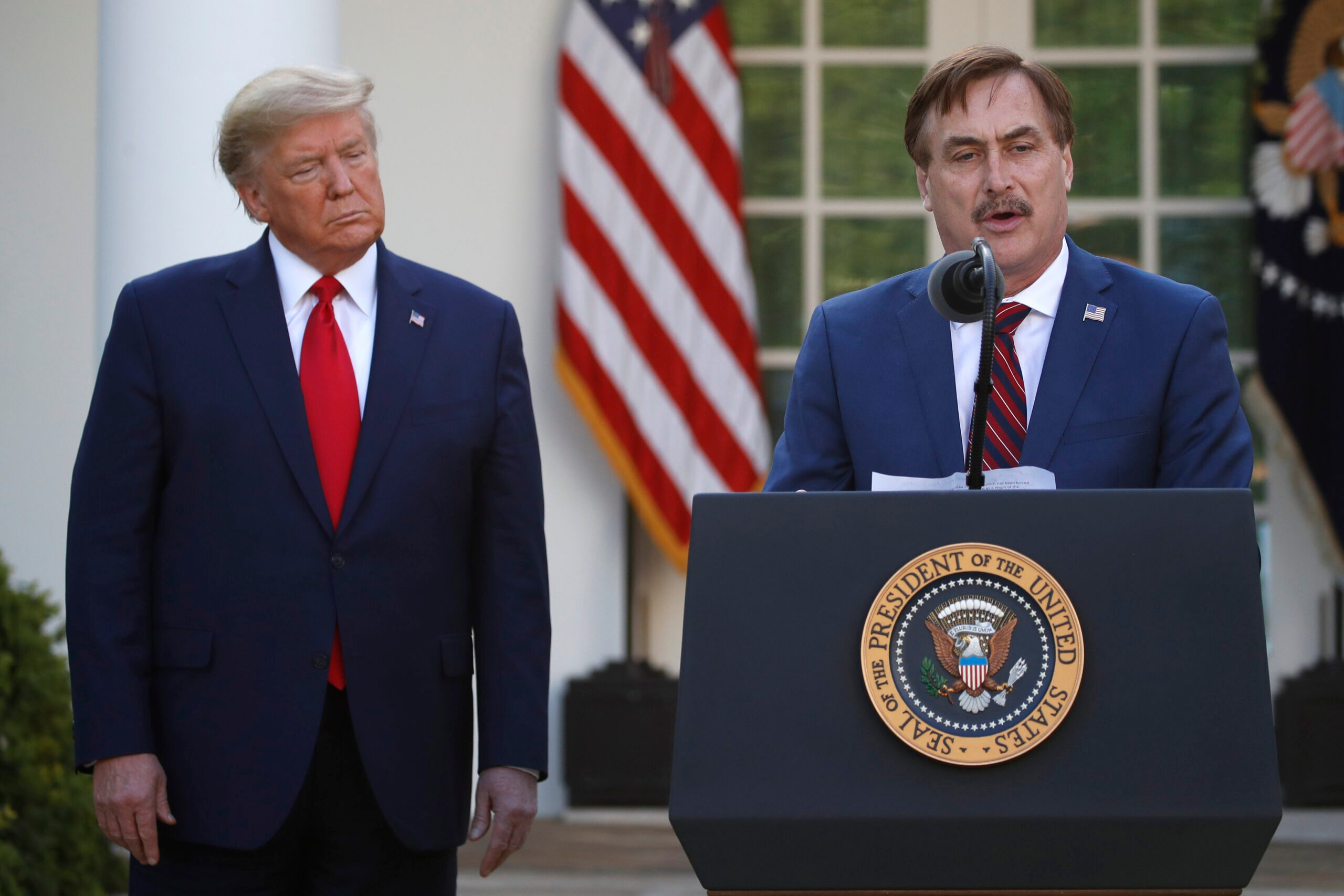 MyPillow Guy Among the Trump Acolytes Picking Up the Torch - snopes