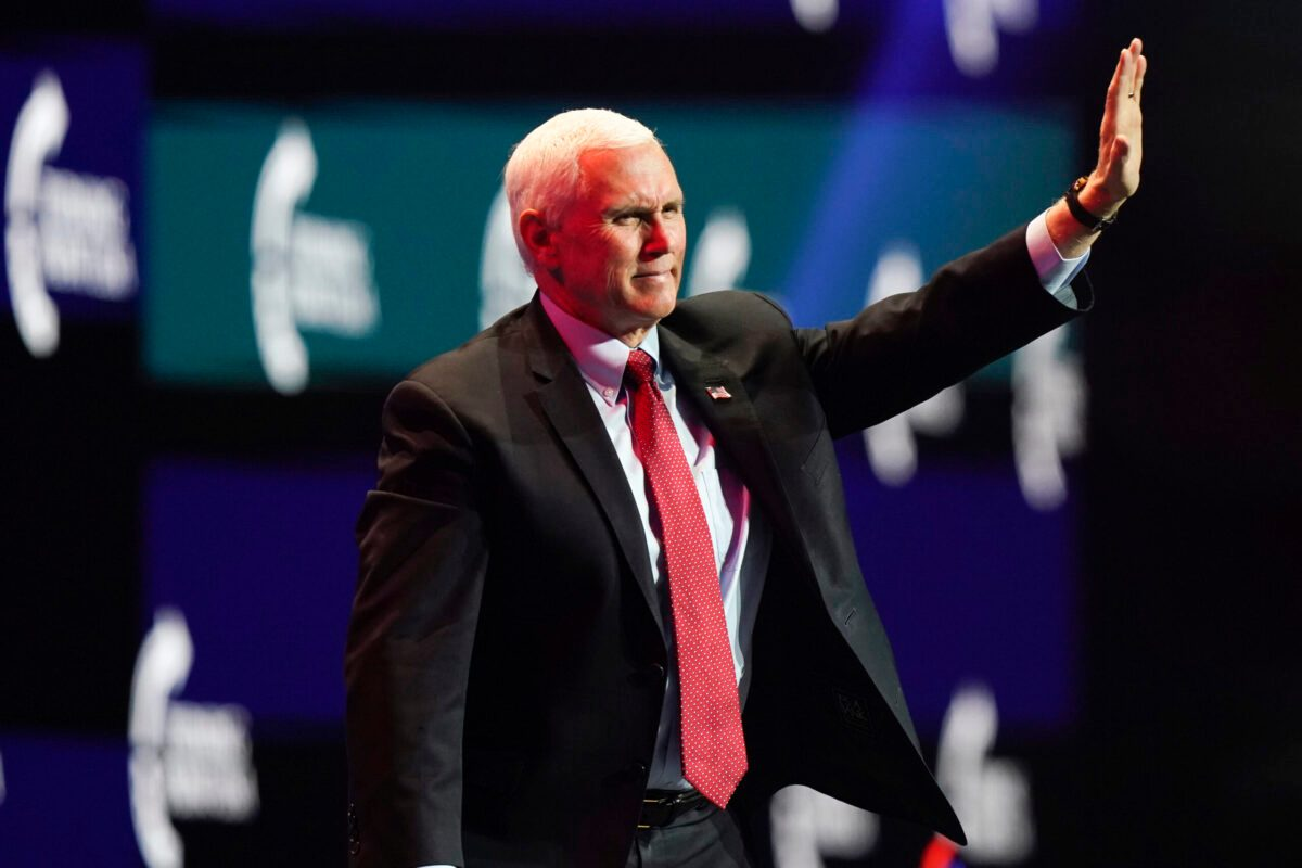 Pence Seeks Dismissal of Suit Aiming to Overturn Election