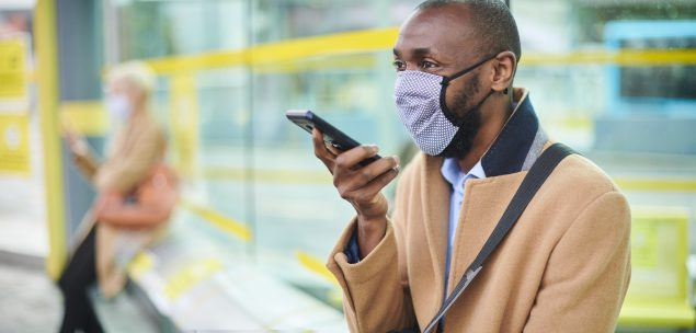 CDC Requires Face Masks on Airlines, Public Transportation