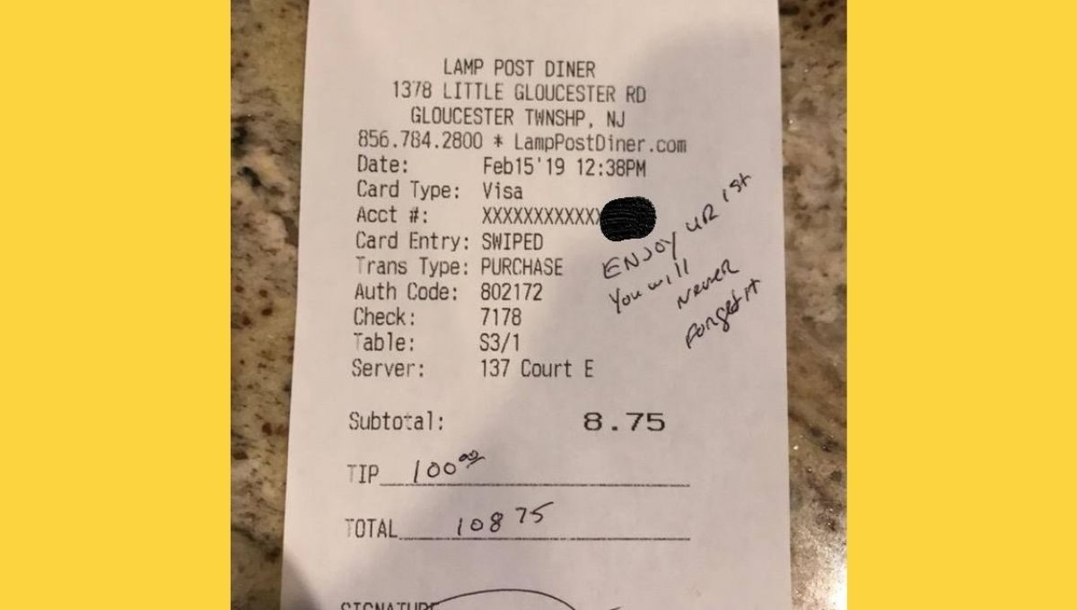Did a Waitress 'Run to the Manager' After Serving a Cop? - snopes