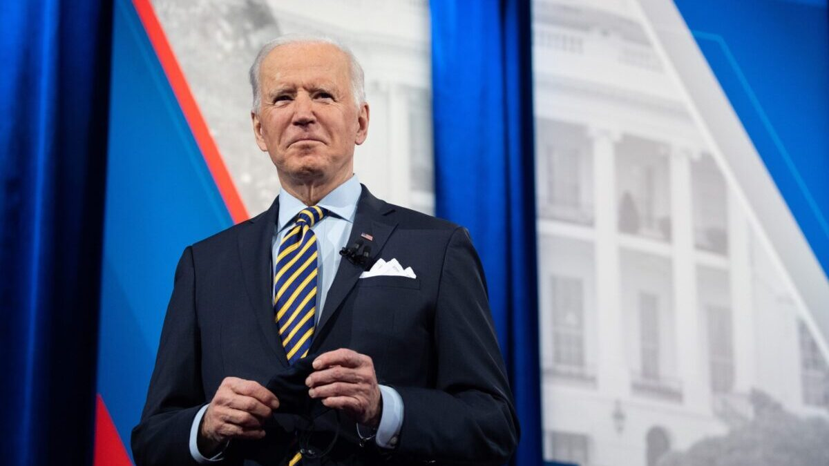 Did Biden Say Minorities Don't Know How To Register Online for Vaccines?