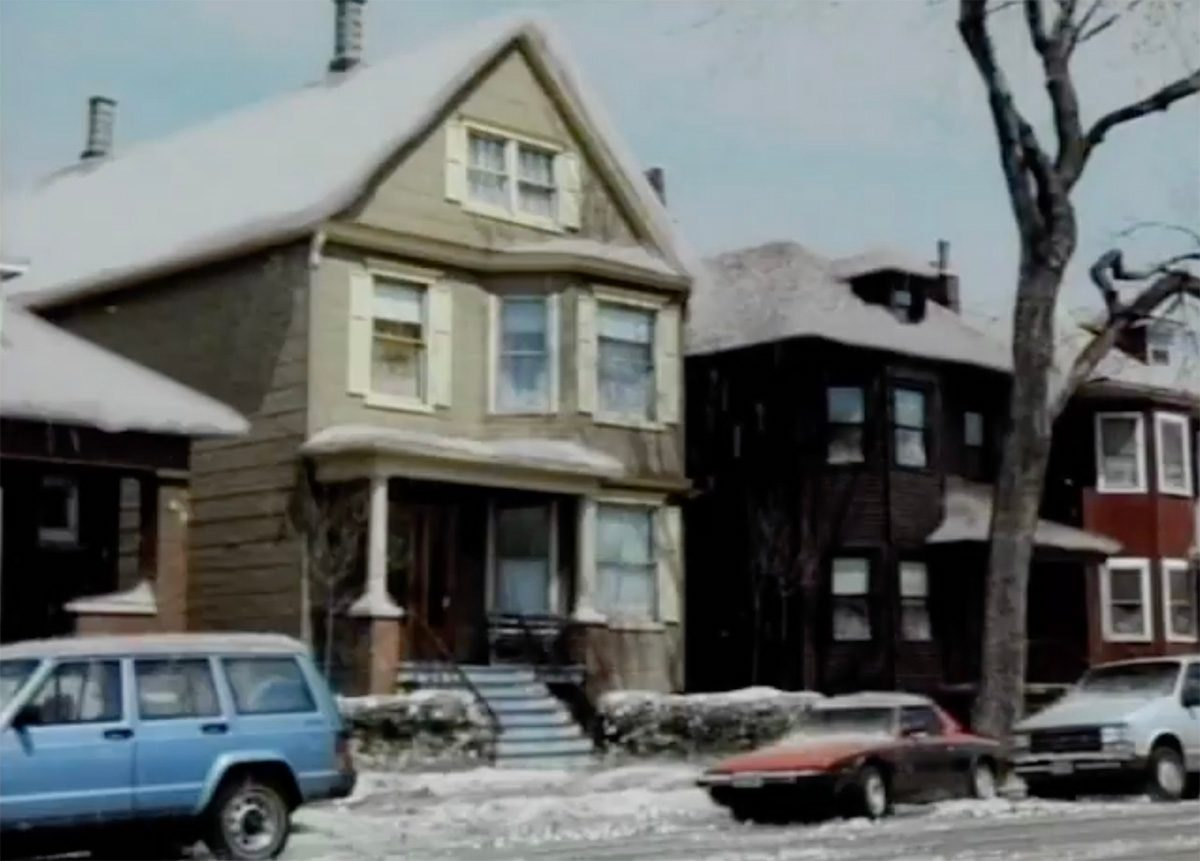 family matters house wrightwood chicago lincoln park steve urkel winslow demolished razed condos condominiums