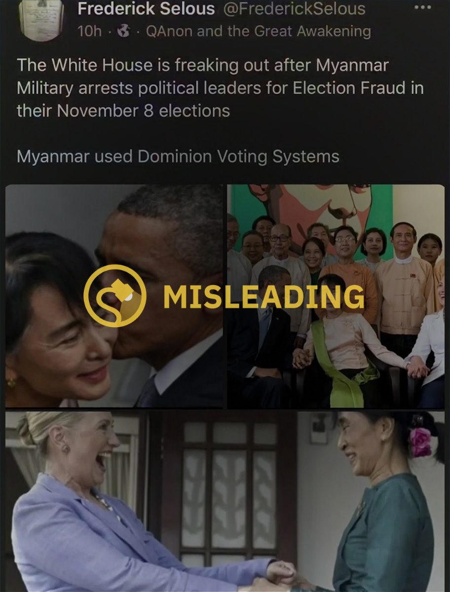 myanmar election machines dominion smartmatic obama soros clinton fraud voter counting stolen stop the steal