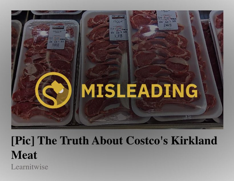 the truth about costco costco's kirkland meat beef pork chicken poultry buy learnitwise