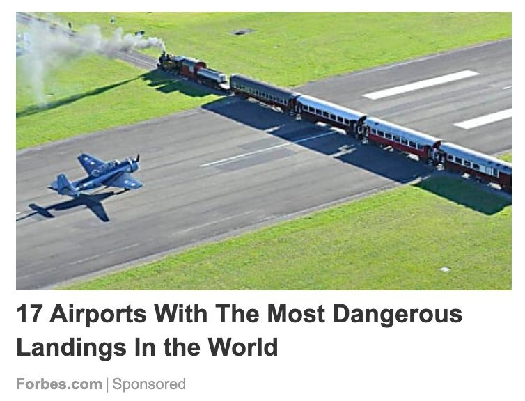 airplane train runway plane dangerous airport