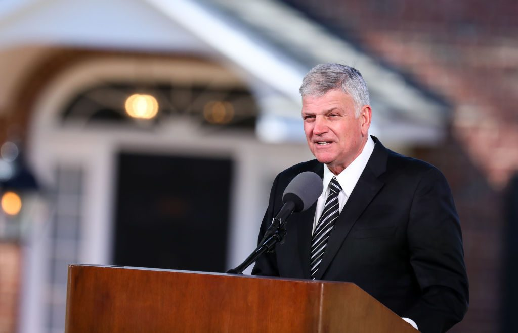Is Franklin Graham's 'Urgent Prayer Alert' About the US Equality Act Correct? - snopes