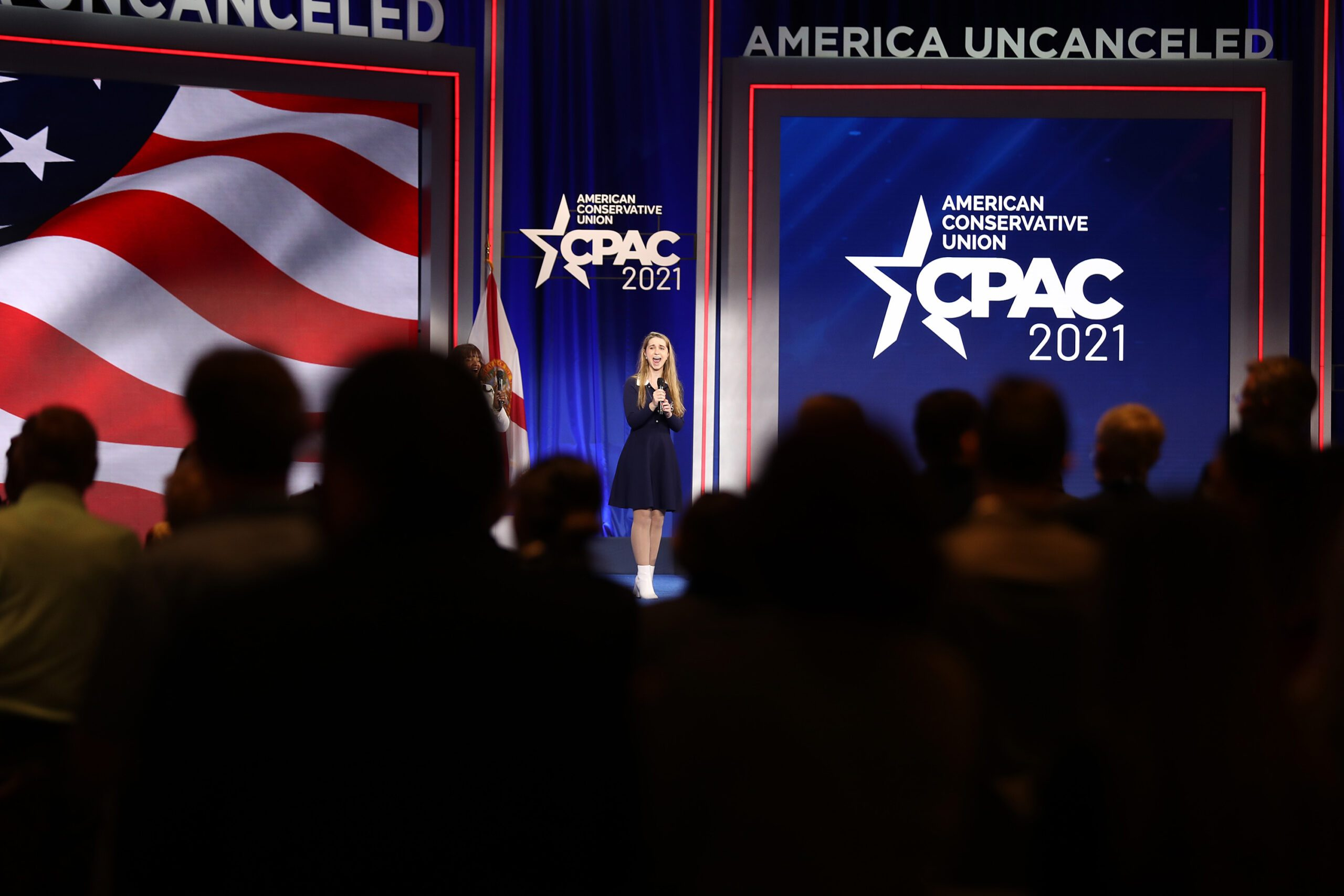 Is That CPAC National Anthem Video Real? - snopes