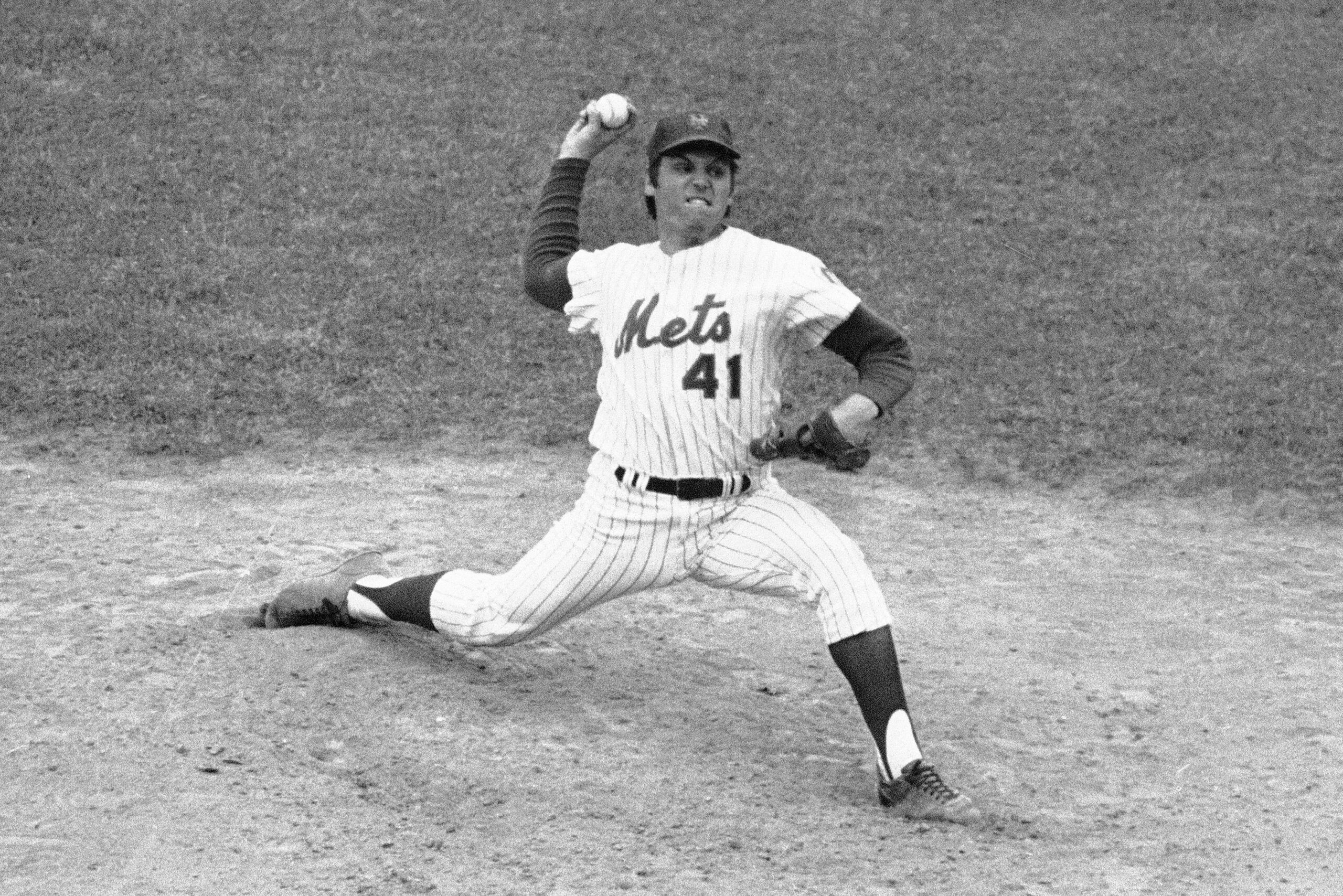 Mets to Honor Seaver with 41 Patch on Jerseys This Season - snopes
