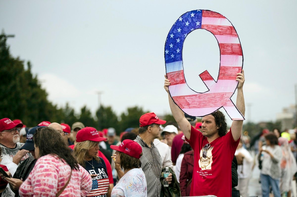 Support for QAnon Is Hard to Measure – And Polls May Overestimate It - snopes