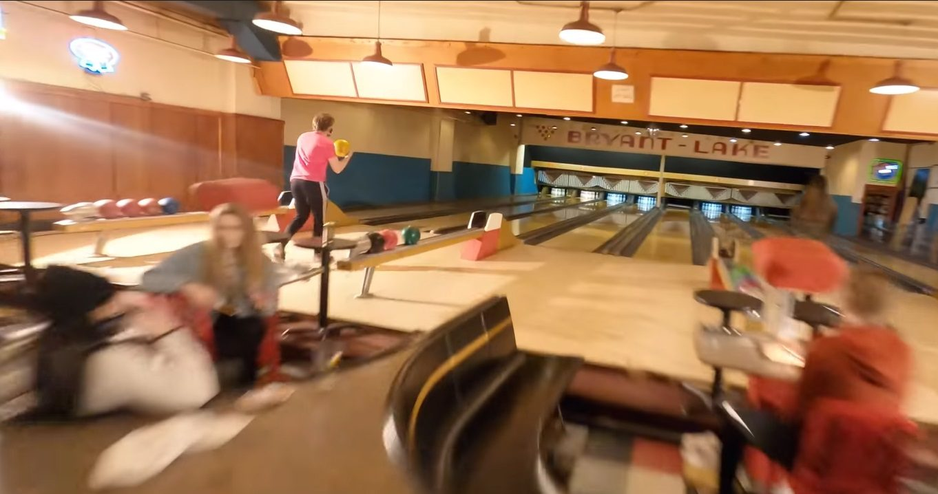 Minneapolis Bowling Alley Drone Video Takes Off Online - Snopes.com