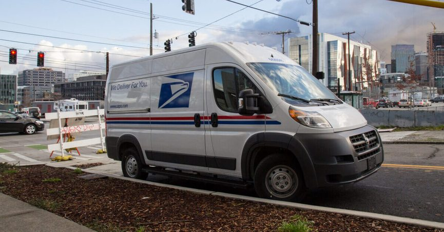 USPS found no evidence of backdated ballots in Erie, Pennsylvania.