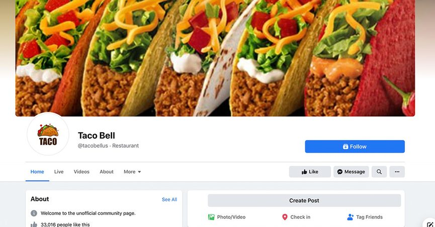 Taco Bell was not offering $60 free gift cards on its 60th anniversary on Facebook.